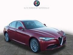2018 Alfa Romeo Giulia Ti LUSSO AWD Sedan