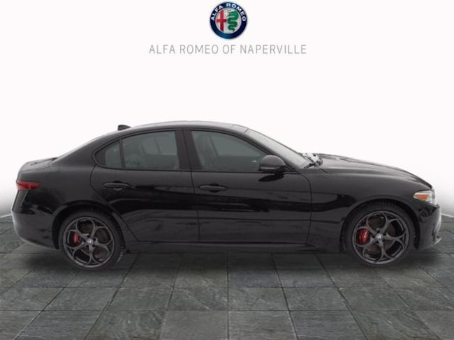 new 2019 alfa romeo giulia for sale at alfa romeo of naperville