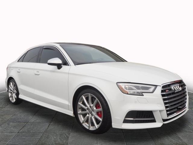 2017 Audi S3 2.0T Premium Plus Sedan