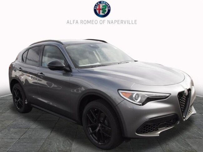 New 2019 Alfa Romeo Stelvio For Sale At Alfa Romeo Of Naperville