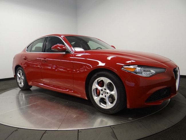 2019 Alfa Romeo Giulia RWD Sedan in Greater Ontario, CA