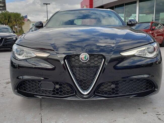 New 2019 Alfa Romeo Giulia For Sale At Alfa Romeo Of Orange Park