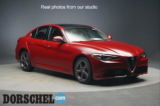 2019 Alfa Romeo Giulia SPORT AWD Sedan