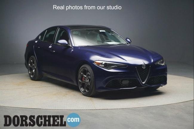 2019 Alfa Romeo Giulia Ti SPORT AWD Sedan