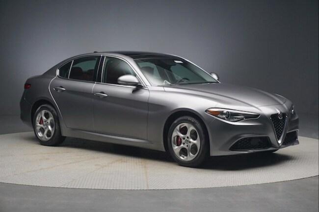 New 2019 Alfa Romeo Giulia For Sale At Dorschel Automotive Group