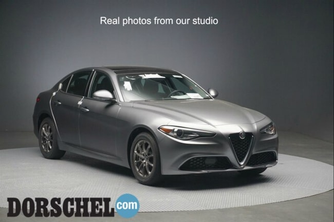 2019 Alfa Romeo Giulia AWD Sedan
