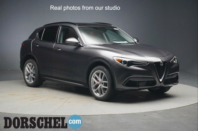 New 2019 Alfa Romeo Stelvio For Sale At Alfa Romeo Of Rochester