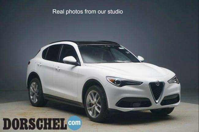 2019 Alfa Romeo Stelvio Ti SPORT AWD Sport Utility