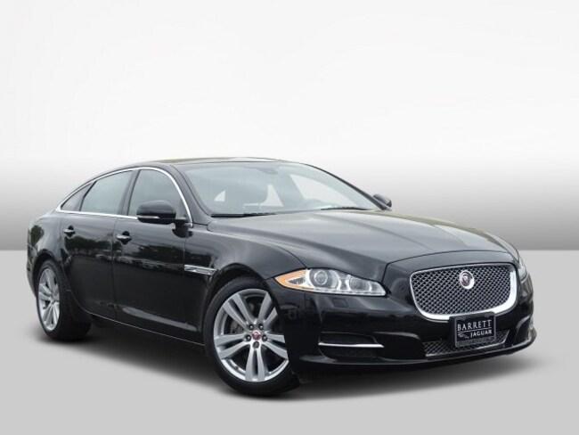 2015 Jaguar XJL Portfolio LWB Sedan