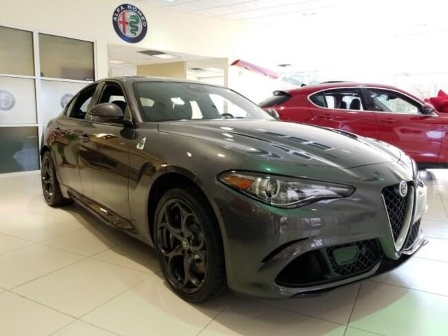 New 2019 Alfa Romeo Giulia For Sale At Alfa Romeo Of San Antonio