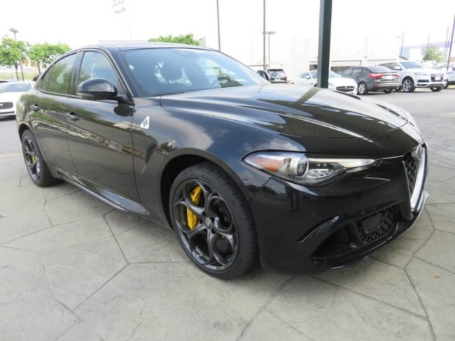 New Alfa Romeo Giulia Quadrifoglio For Sale San Antonio TX - Alfa romeo for sale