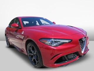 2018 Alfa Romeo Giulia QUADRIFOGLIO RWD Sedan