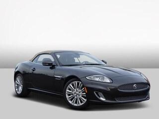 2012 Jaguar XK Convertible
