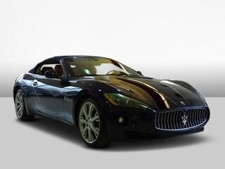 2012 Maserati GranTurismo Base Convertible