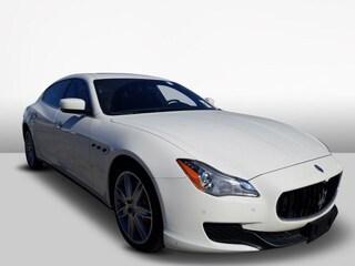 2015 Maserati Quattroporte S Q4 Sedan