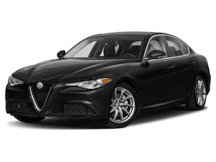 2020 Alfa Romeo Giulia RWD Sedan
