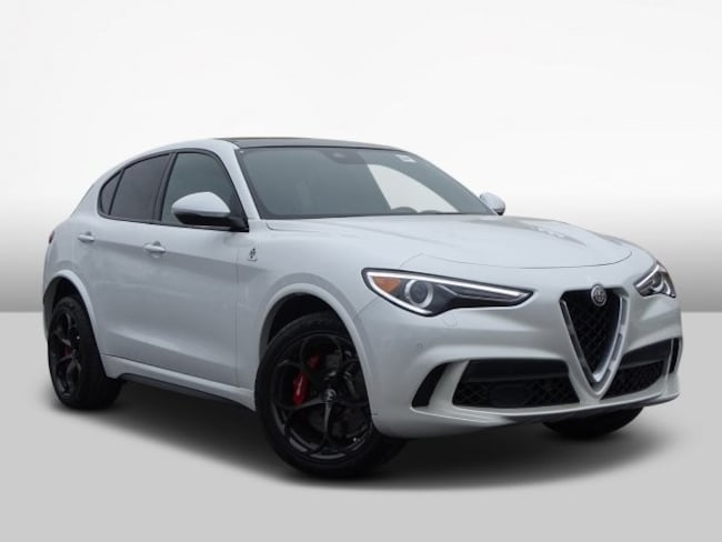 New 2019 Alfa Romeo Stelvio For Sale At Alfa Romeo Of San Antonio