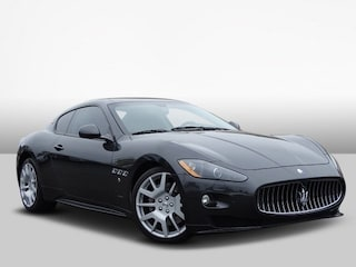 2012 Maserati GranTurismo Coupe