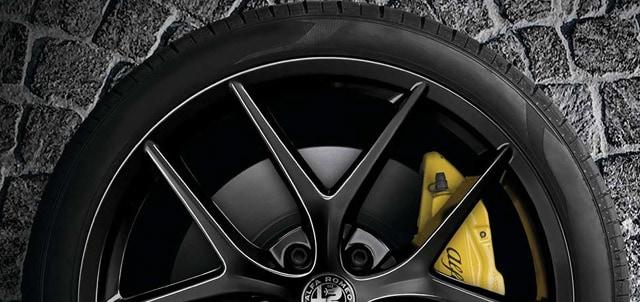 Alfa Romeo Tires