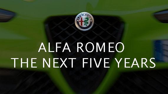 Future Alfa Romeo