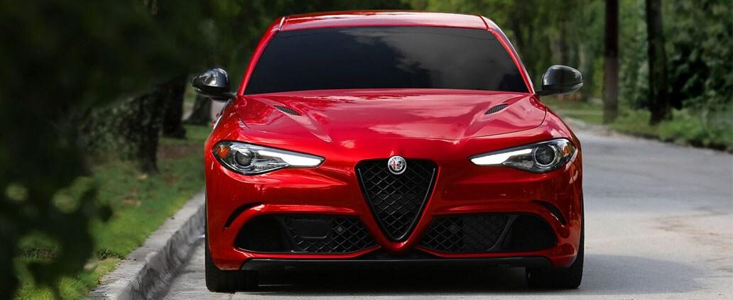 2020 Alfa Romeo Guilia Quadrifoglio