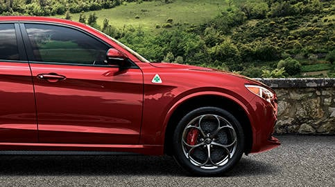 Alfa Romeo Stelvio Luxury Suv Is Now In Scottsdale