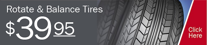Rotate And Balance Tires Coupon, Scottsdale
