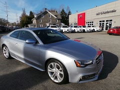 Used 2016 Audi S5 3.0T Coupe A180089A near Downingtown, PA
