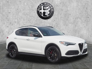 2019 Alfa Romeo Stelvio AWD Sport Utility