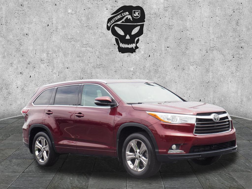 2014 Toyota Highlander Limited AWD Limited  SUV