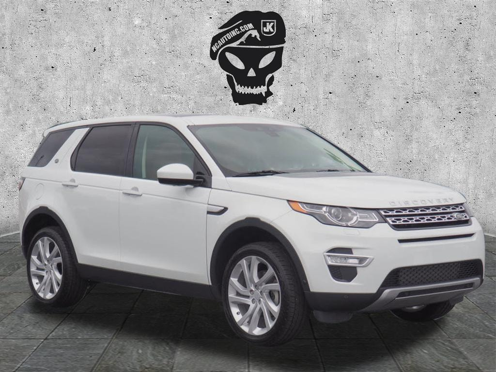 2015 Land Rover Discovery Sport HSE Lux AWD HSE LUX  SUV