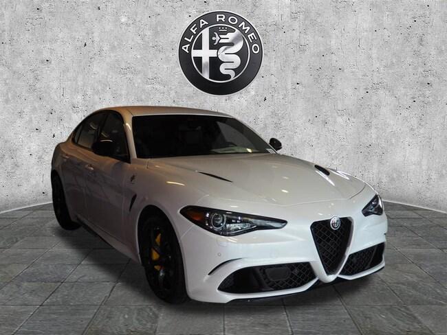 New 2019 Alfa Romeo Giulia For Sale At Alfa Romeo Of Greensboro
