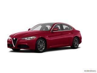 2018 Alfa Romeo Giulia Base Base  Sedan