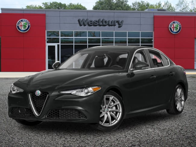 New 2019 Alfa Romeo Giulia AWD Sedan in Long Island, NY