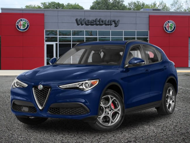 New 2019 Alfa Romeo Stelvio For Sale At Alfa Romeo Of Westbury Vin