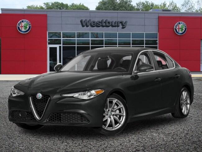 New 2019 Alfa Romeo Giulia SPORT AWD Sedan in Long Island, NY