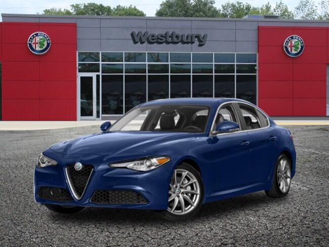 New 2019 Alfa Romeo Giulia Ti SPORT AWD Sedan in Long Island, NY