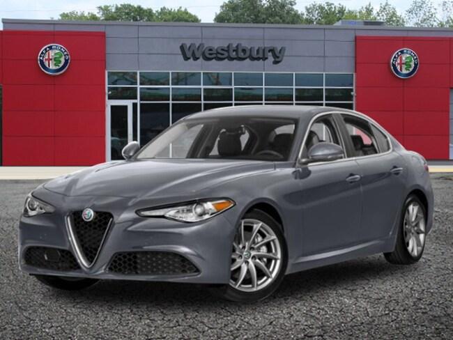 New 2019 Alfa Romeo Giulia For Sale At Alfa Romeo Of Westbury Vin