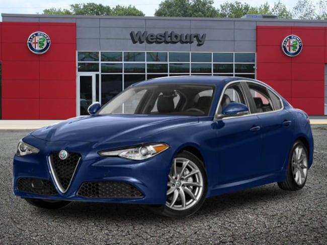 New 2019 Alfa Romeo Giulia AWD Sedan in Long Island, NY