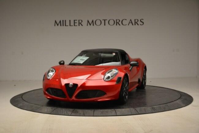 New 2018 Alfa Romeo 4C Spider For Sale | Greenwich CT