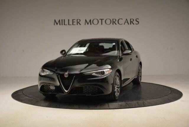 New 2019 Alfa Romeo Giulia For Sale At Alfa Romeo Of Westport Vin