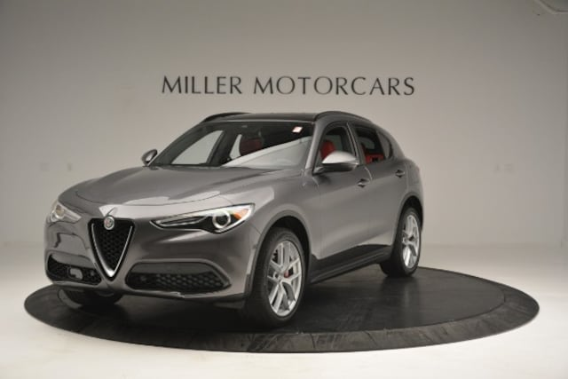 New 2019 Alfa Romeo Stelvio For Sale At Alfa Romeo Of Westport Vin