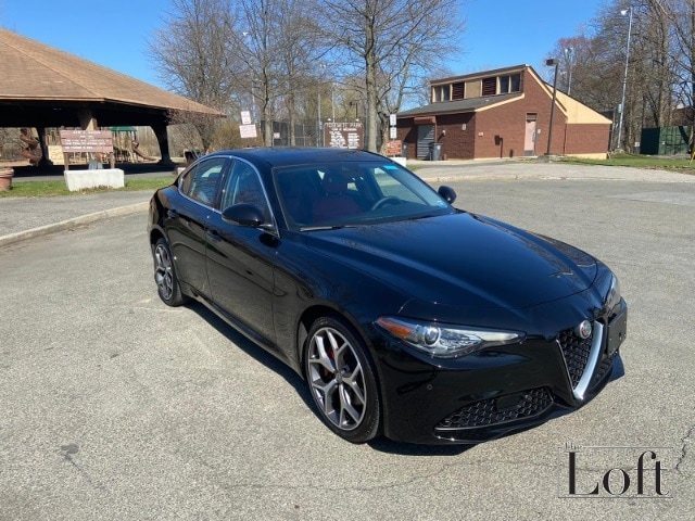 Used Alfa Romeo Giulia White Plains Ny
