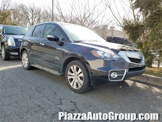 2011 Acura RDX RDX SH-AWD with Technology Package SUV