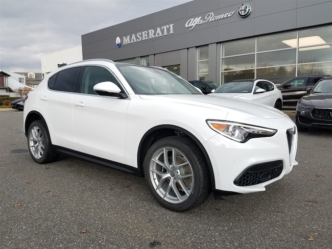 New 2019 Alfa Romeo Stelvio For Sale Chadds Ford Pa