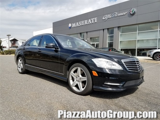 2010 Mercedes-Benz S-Class S550 4MATIC Sedan