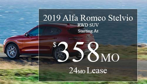 2019 Alfa Romeo Stelvio Alfa Romeo Of Winter Haven