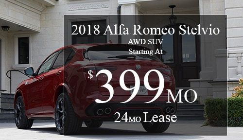 New Vehicle Specials Alfa Romeo Of Winter Haven
