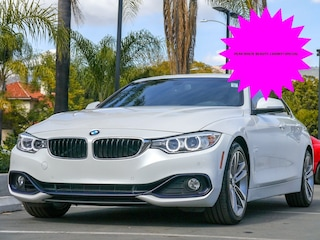 Used luxury cars, trucks, and SUVs 2016 BMW 428i w/SULEV Gran Coupe for sale near you in Santa Barbara, CA