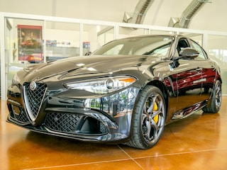 New Featured 2018 Alfa Romeo Giulia QUADRIFOGLIO RWD Sedan for sale near you in Santa Barbara, CA
